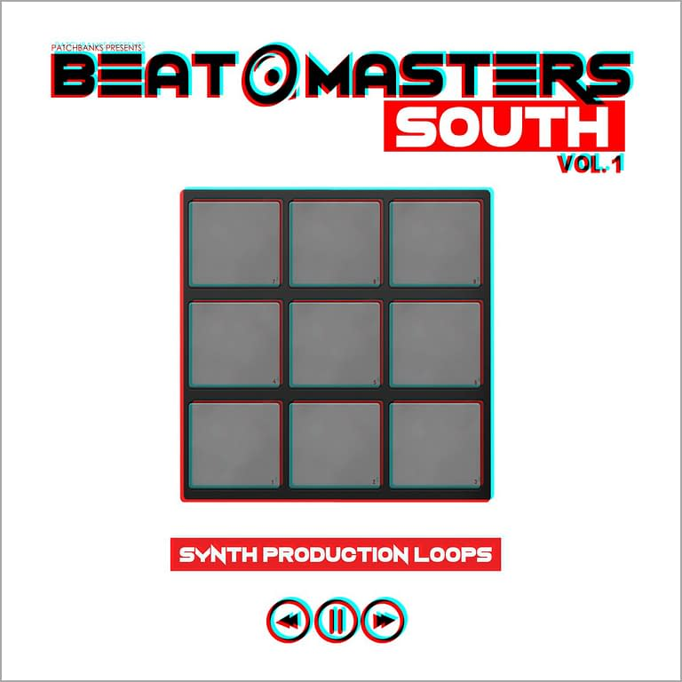 beat masters south v1 1200x1200 Trap Synth Samples