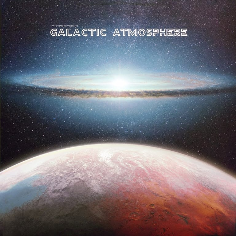 galactic atmosphere 800x800 Retro Ambient Synth